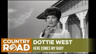 "Dottie West sings ""Here Comes My Baby"" on Country's Family Reunion"