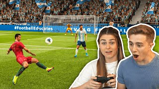 Scoring 1 UNBELIEVABLE Goal on Every Fifa from 10-20