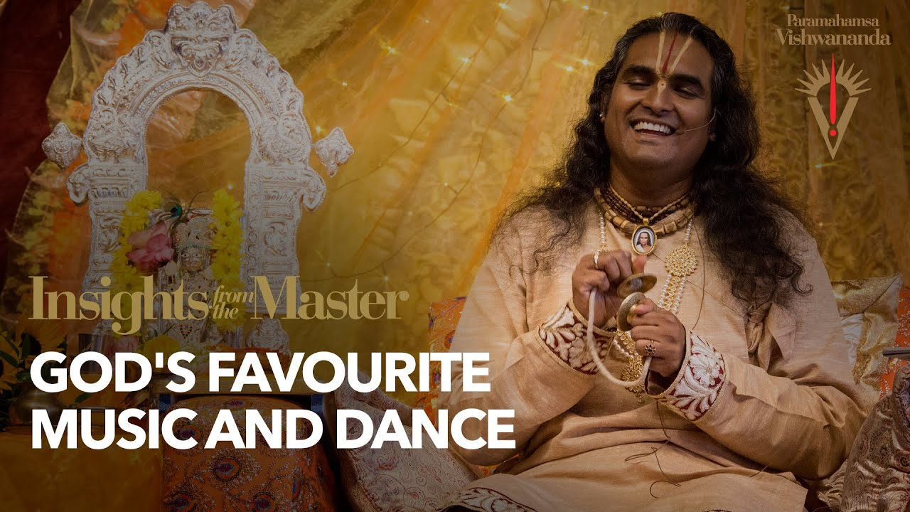 God's Favourite Music and Dance | Insights from the Master