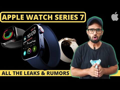 """Apple Watch Series 7"" All Leaks & Rumors And Amazing Features 🔥🔥 in (हिन्दी)॥"