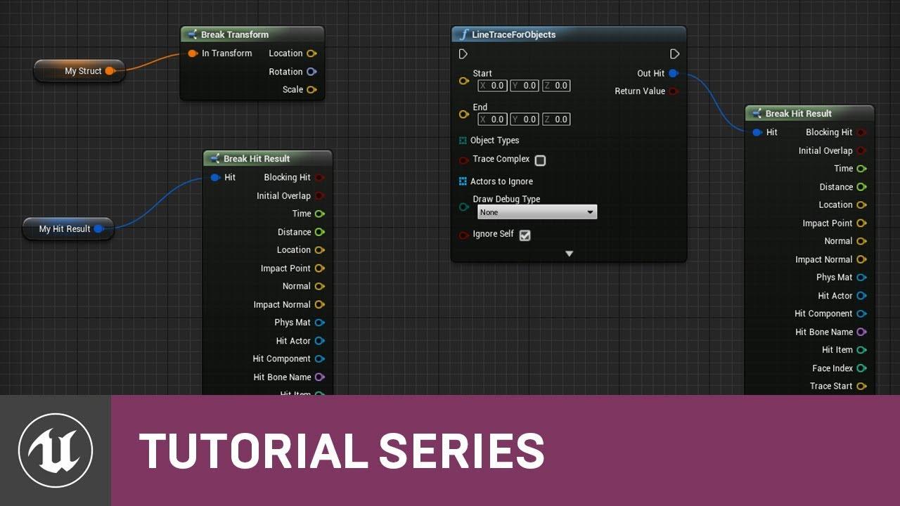 Blueprint Essentials: Struct Variables | 03 | v4.2 Tutorial Series | Unreal Engine