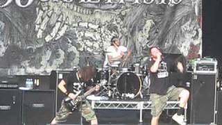 36 Crazyfists - We Gave it Hell (Live from Soundwave Festival Sydney 2009)