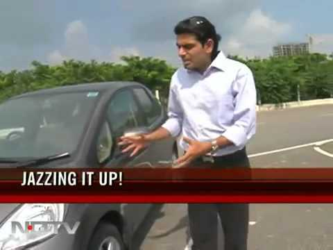NDTV brings the first glimpse of Honda Brio hatchback
