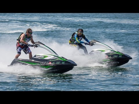 Kawasaki Jet Ski SX-R First Ride Review Video