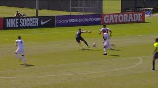 Concacaf, U20 : résumé St Kitts - Gpe (2-3)