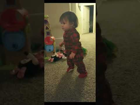 Avery's First Steps