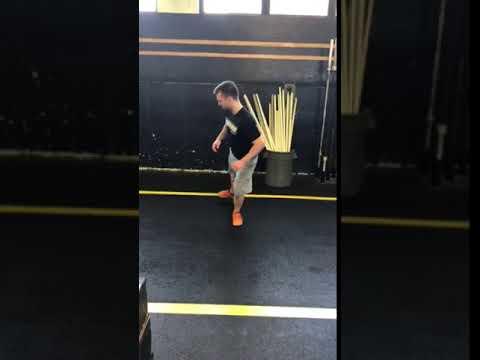 1 Leg Squat 3-Way Reach