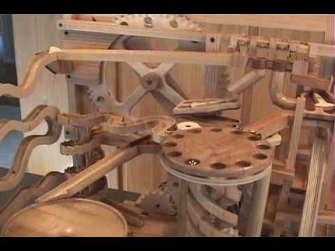 Mike's Marble Machine