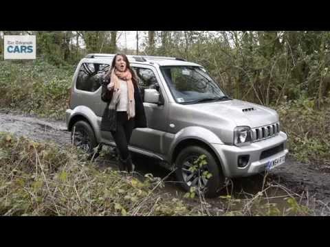 Suzuki Jimny  review: small, but tough | TELEGRAPH CARS