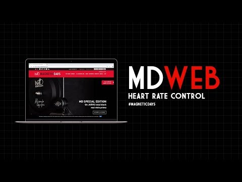 Tutorial Cloud MD – Heart Rate Control
