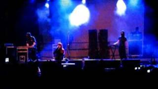 preview picture of video 'Kirilian Camera  - Castle Party 2010 ... Bolków'
