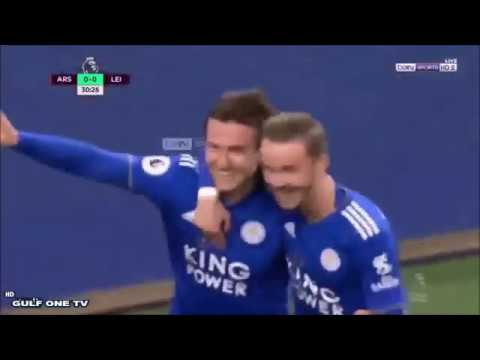 Arsenal vs Leicester 3-1 All Goals & Highlights - 2018