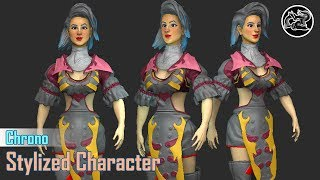 CaasperART - Zbrush Sculpting And Blender 2 8 Shader Tutorial | www
