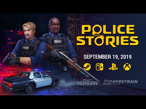 Police Stories - Release Date Trailer [September 19] de Police Stories