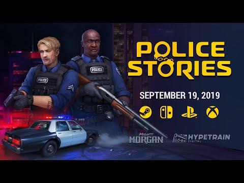 Trailer de Police Stories