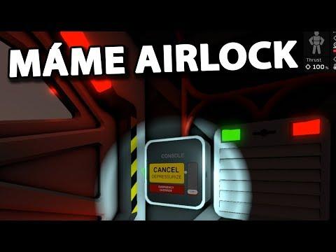 Jak postavit Airlock? - Stationeers #5