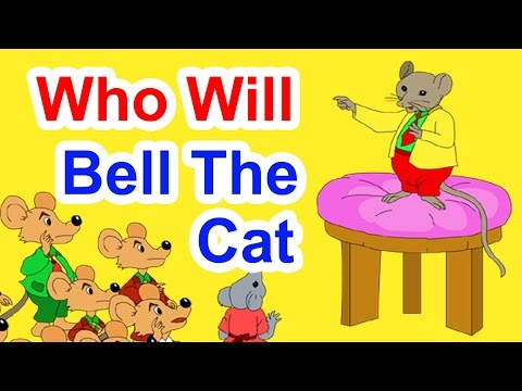 Stories with Morals - Who is to bell the Cat? - Wattpad