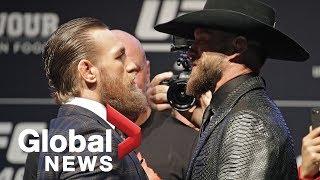 UFC 246: Conor McGregor vs Cowboy Cerrone Pre-fight Press Conference   FULL
