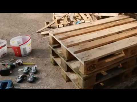 Tuto fabriquer tout seul un établi de travail en bois avec des palettes [tuto] fabriquer tout seul un établi de travail en bois avec des palettes ? - 0 - [Tuto] fabriquer tout seul un établi de travail en bois avec des palettes ?
