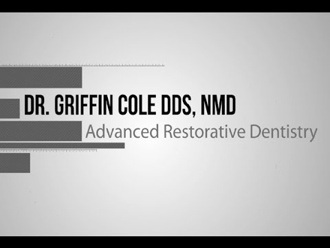 Griffin Cole, DDS, NMD, FIAOMT