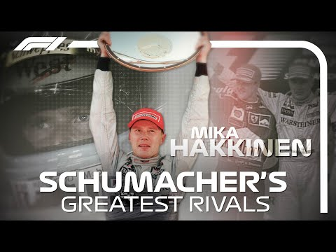 Schumacher's Greatest Rivals: Mika Hakkinen