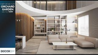 Mẫu thiết kế nội thất căn hộ mang phong cách Hiện Đại tại...
