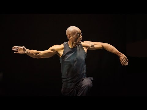 Bill T. Jones: The dancer, the singer, the cellist … and a moment of creative magic
