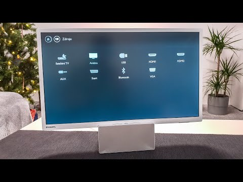 Philips 24PFS5231 - bluetooth reproduktor s televizí
