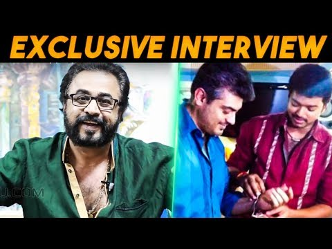 Interview With Actor Ponvannan - Talks about Vijay & Ajith with Political Touch