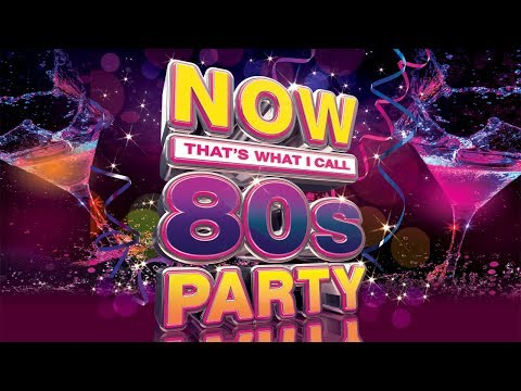 NOW That's What I Call a 80's Party