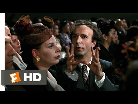 オペラ座でドーラを振り向かせるグイド