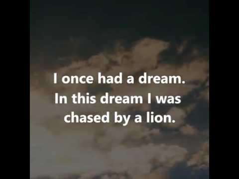 PAY ATTENCION TO YOUR DREAMS