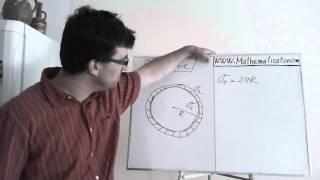 Planimetrie 3 - příklad 2 - provaz kolem země