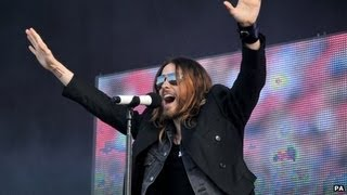 30 Seconds To Mars - Do Or Die (Download Festival 2013)