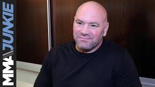 UFC 231: Dana White full pre-event interview