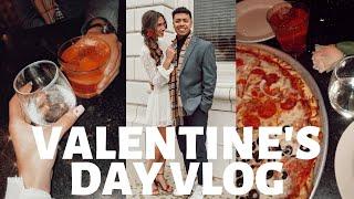 REALISTIC GRWM: Valentine's Day Vlog