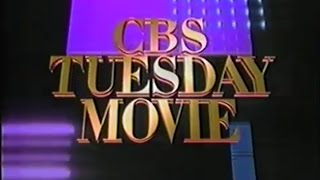 1987 CBS SHOWS Promo, Good and bad