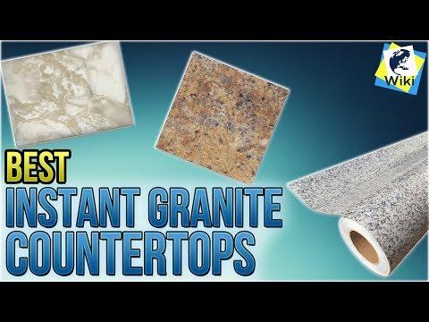10 Best Instant Granite Countertops 2018