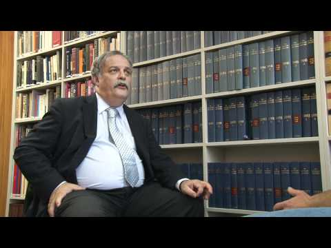 The 2011 Emission Rule Interview With Gerald Sharrock, Lawyer At BP For 6 Years.