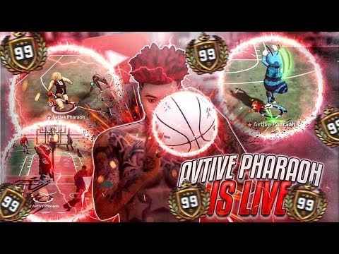 99 Overall Mascot At The Park NBA 2K19: Rise Of The Avtive Kingdom.!!