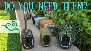 Arlo Pro 2 Skins Overview