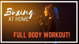 "20 Minute Calorie Blasting at Home Kickboxing Workout - LombardMMA-FIT "" Invincible"" Workout #1 by LombardMMA"