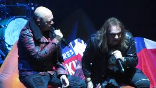 Helloween - Forever and one - Santiago de Chile 2017 - FullHD