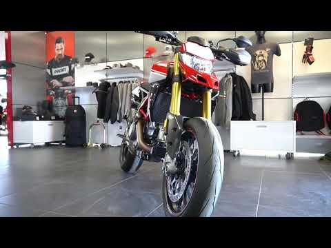 2021 Ducati Hypermotard 950 SP in West Allis, Wisconsin - Video 1