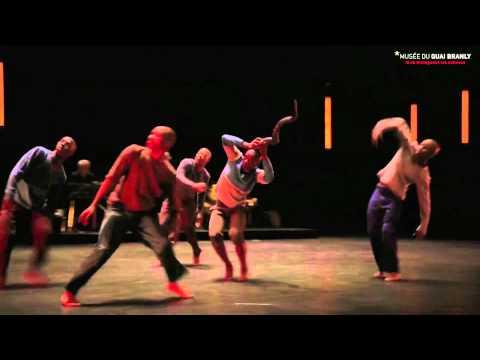 Kudu Gregory Maqoma & the Vuyani Dance Theater et Erik Truffaz