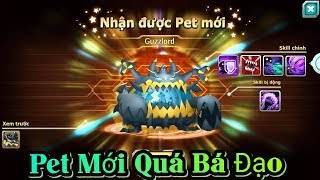 Guzzlord  - (Pokémon) - MLHC - Triệu Hồi Boss Thế Giới Pokemon Guzzlord Về Team Đánh Bại Mọi Đối Thủ Pokemon Đại Chiến