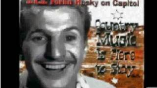 Country Music Is Here To Stay -Ferlin Husky  AKA Simon Crum & Ernest Tubb