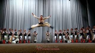 Folklore Ukrainien en Russie Moscou