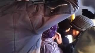 Водитель автобуса в Семее