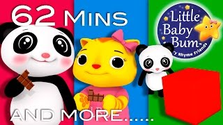 Little Baby Bum   The Square Song   Nursery Rhymes for Babies   Songs for Kids